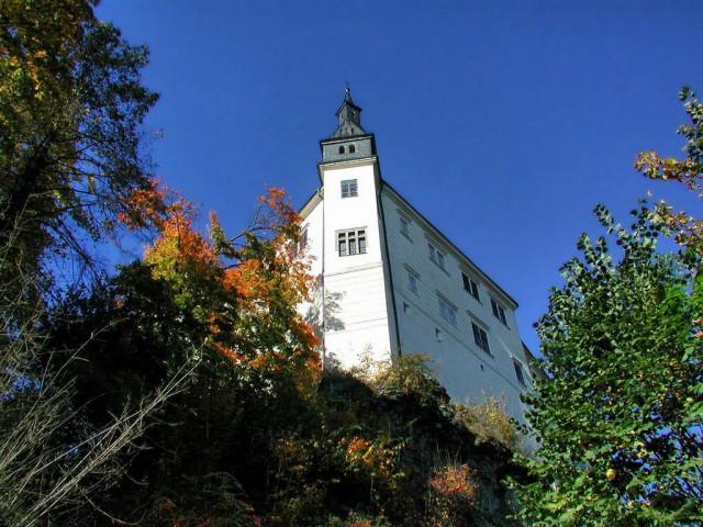 Замок Грубый Рогозес (Zámek Hrubý Rohozec)