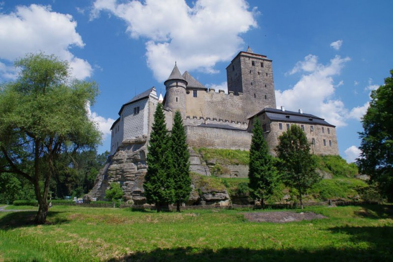 Замок Кост (Hrad Kost)