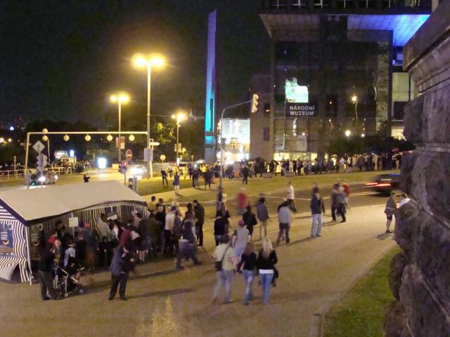 VIII фестиваль Музейные ночи 2012 (Festival muzejních nocí )