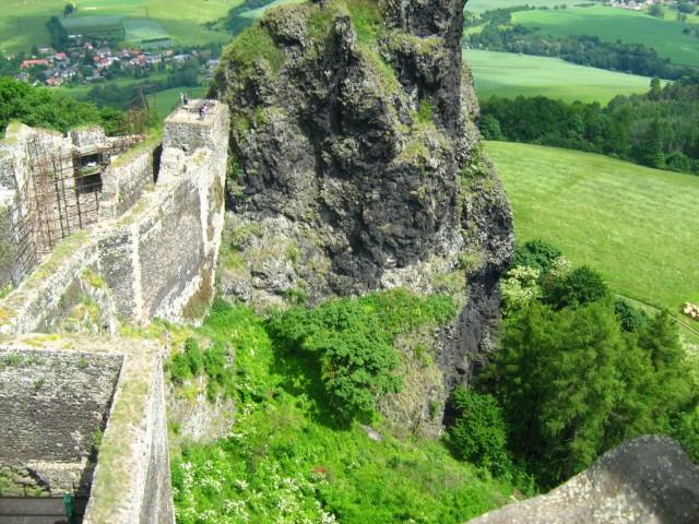 Замок Троски (Hrad Trosky)