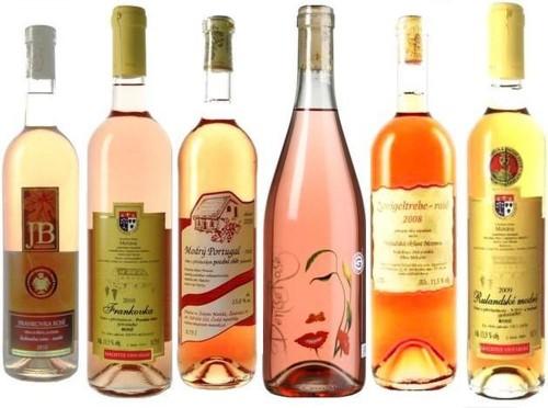 Праздник розового вина в замке Збирог