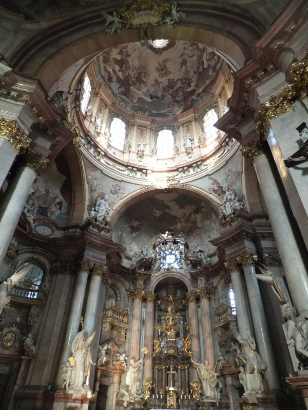 Отчет о поездке в Прагу 27.04.2012-07.05.2012