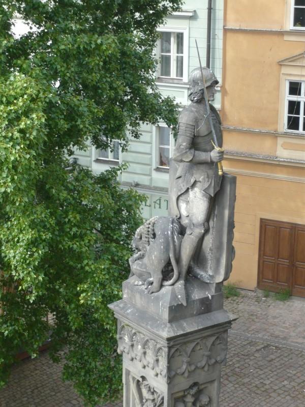 Рыцарь (Карлов мост)
