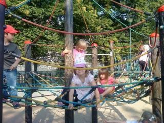 Детский остров в Праге