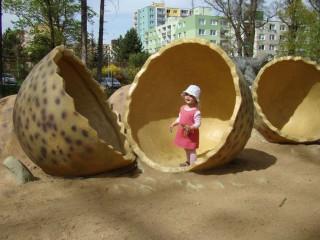 Динопарк в Пльзене