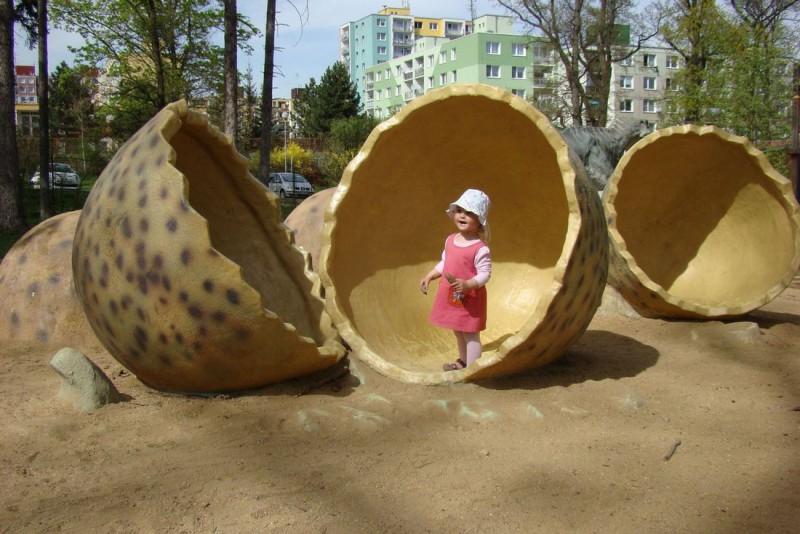 Динопарк в Пльзене (Dinopark Plzen)