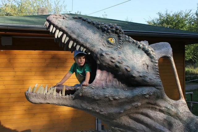 Динопарк в Вышкове (Dinopark Vyškov)