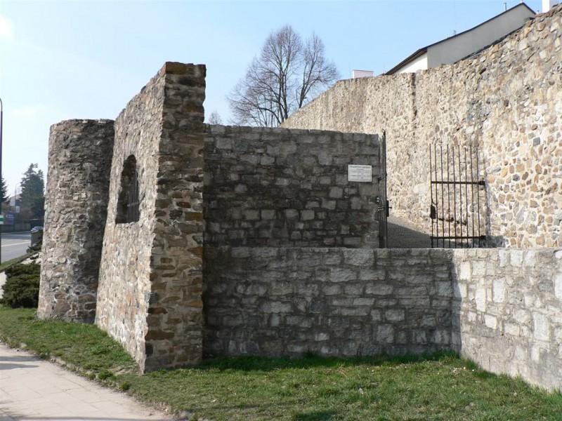 Каменное укрепление