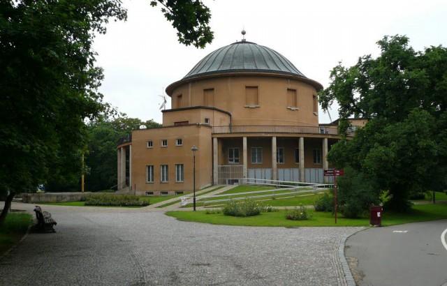 Пражский планетарий (Planetarium Praha)