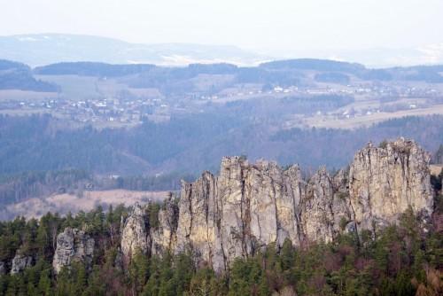 Сухие скалы (Suché skály)