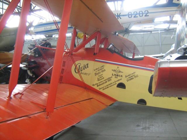 Пражский музей авиации Кбелы (Letecké muzeum Kbely)