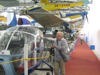 Музей авиации Кбелы (отчет Андрея)