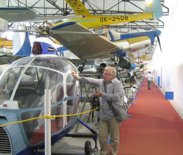 Музей авиации (Letecké muzeum Kbely)