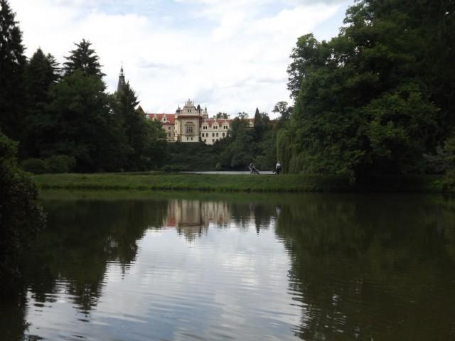 Пругоницкий парк(Прага)