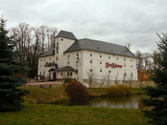 Замок с привидениями «Драксмор» (Strašidelný zámek DraXmoor)