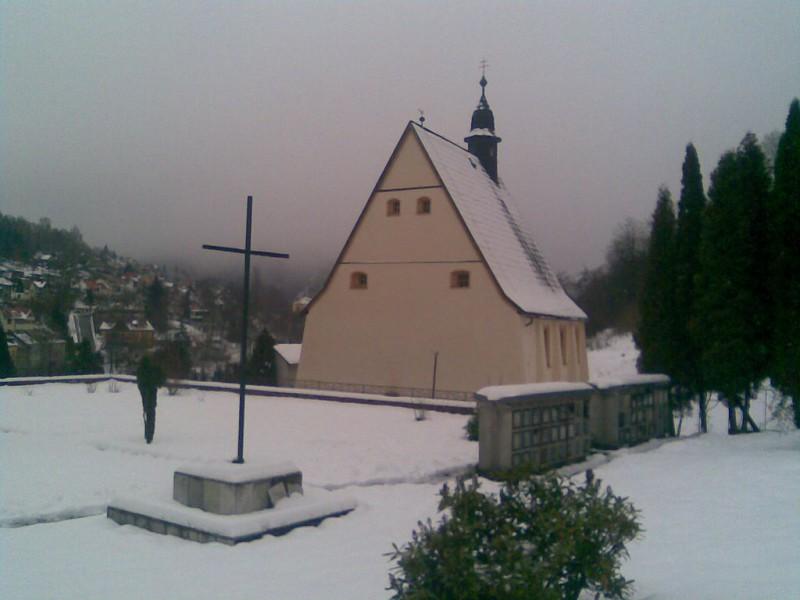 Яхимов (Jáchymov) Чехия
