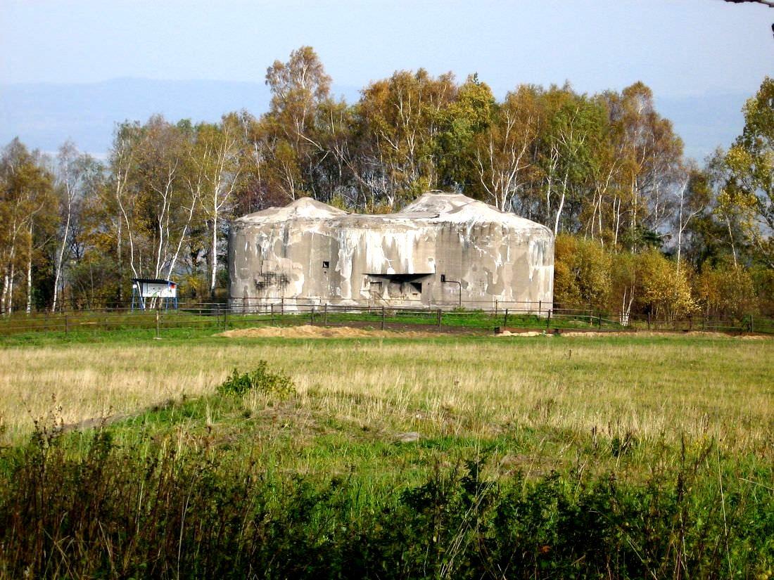 Артиллерийский форт Доброшов