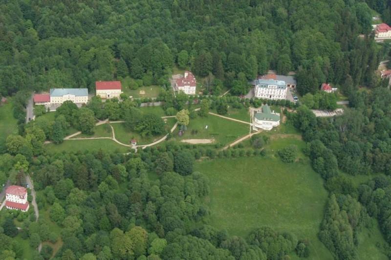 Лазне-Кинжварт (Lázně Kynžvart)