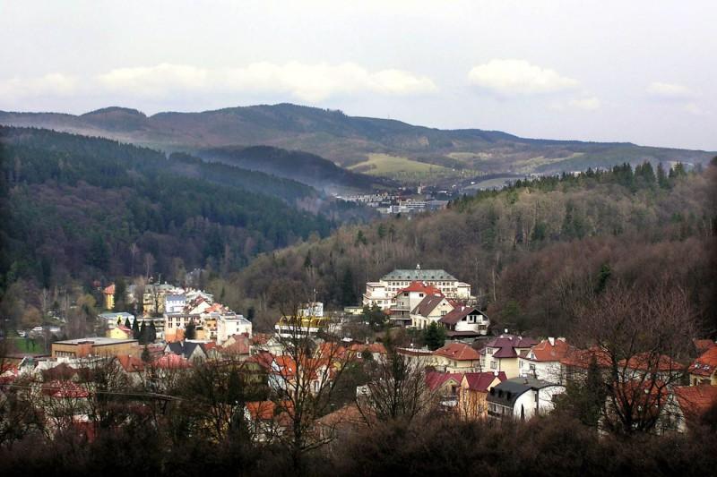 Лугачовице (Luhačovice)