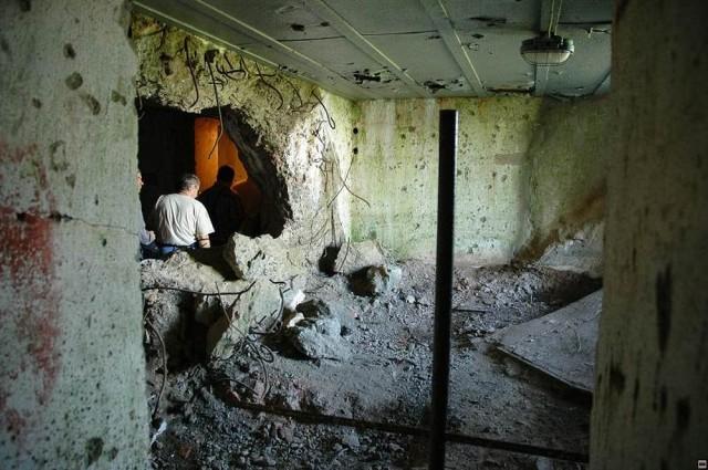 Артиллерийский форт Доброшов (Dělostřelecká tvrz Dobrošov)