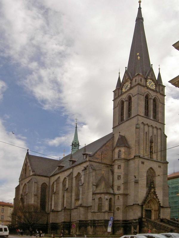 Костел Святого Прокопа (Kostel svatého Prokopa)