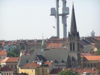 Римско-католическая церковь святого Прокопа на Жижкове