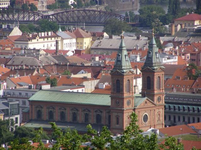 Костел св. Вацлава на Смихове (Kostel svatého Václava (Smíchov))