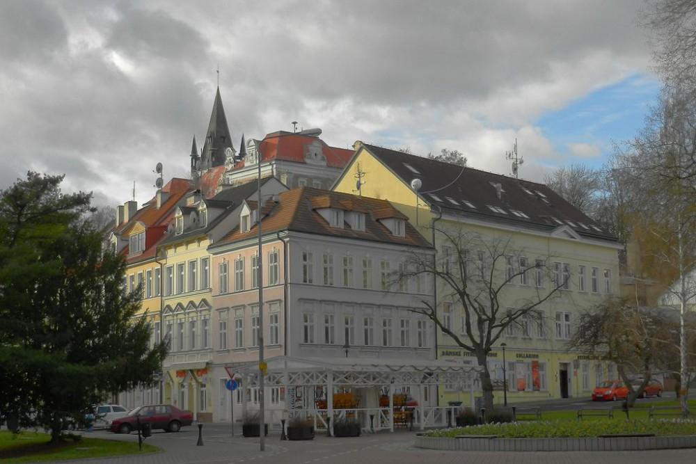 Фото города теплице в чехии