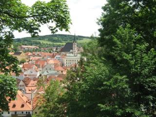 Чески-Крумлов – город влюбленных и романтиков, город привидений, тайн и легенд