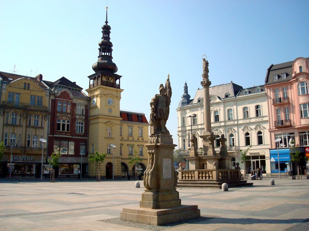 Острава Чехия вс о городе с фото достопримечательности