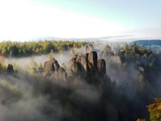 Адршпашско-Теплицке скалы