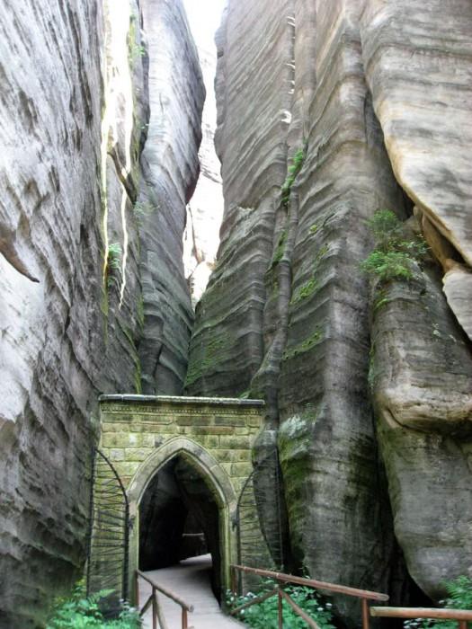 Адршпашско-Теплицкие скалы (Adršpašsko-Teplické skály)