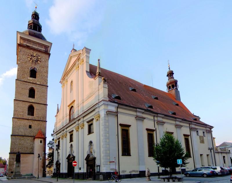 Собор св. Николая и Черная башня