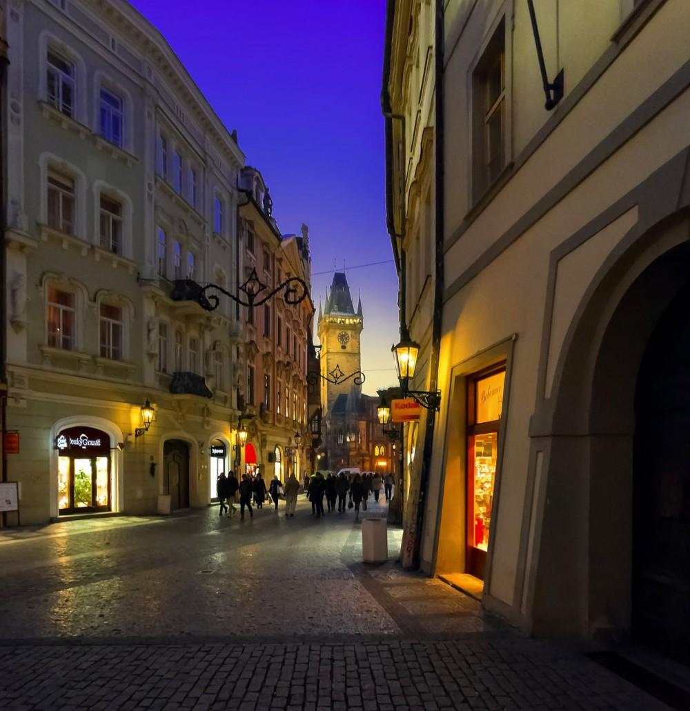 Целетная улица (Celetná)