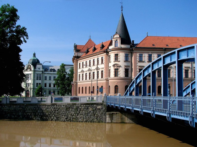 Ческе-Будеёвице (České Budějovice)