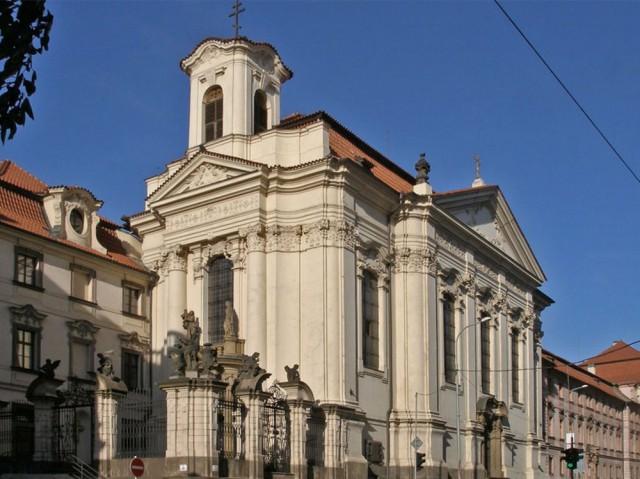 Церковь св. Кирилла и Мефодия (Chrám svatých Cyrila a Metoděje)