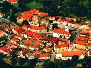 Замок Горшовски Тын