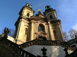 Церковь святого Яна Непомуцкого на Скалце