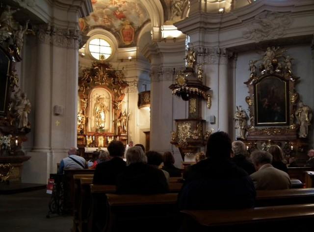 Церковь св. Яна Непомуцкого на Скалце (Kostel svatého Jana Nepomuckého na Skalce)