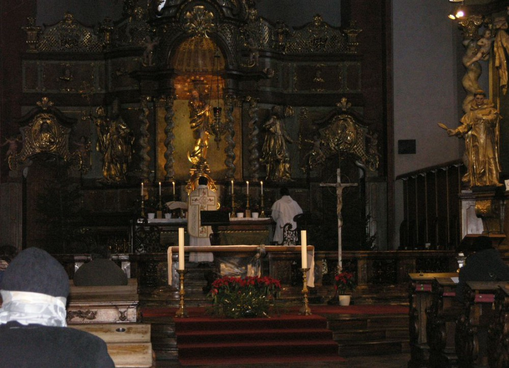 Церковь святого Ильи (Kostel svatého Jiljí)