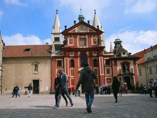 Базилика святого Йиржи в Пражском граде