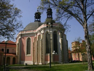 Церковь Девы Марии и святого Карла Великого на Карлове