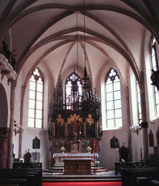 Церковь святого Войтеха (Kostel svatého Vojtěcha)