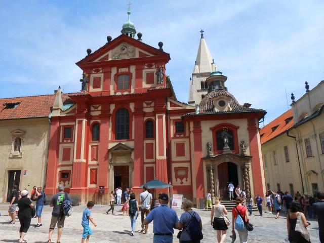 Базилика святого Иржи