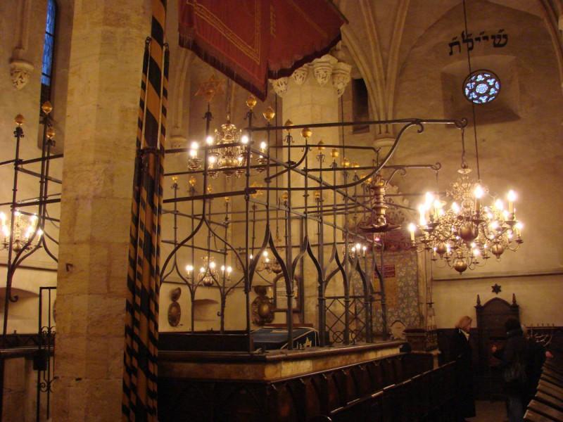 Зал для молитвы