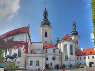 Страговский монастырь ордена премонстрантов