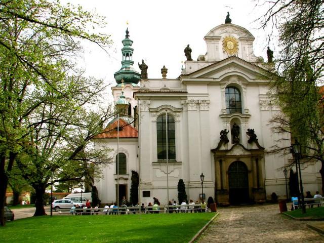 Страговский монастырь (Strahovský klášter)