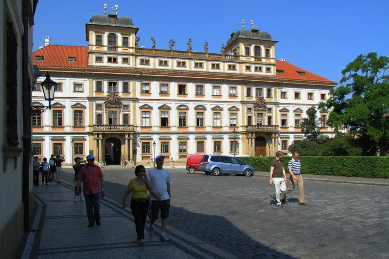 Тосканский дворец (Toskánský palác)