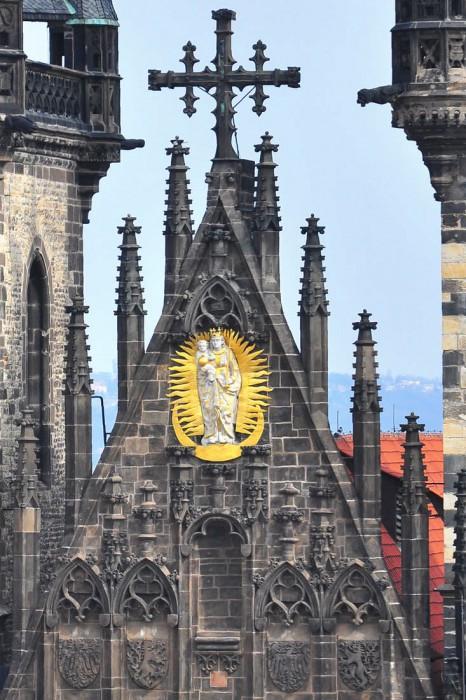 Храм Девы Марии перед Тыном (Kostel Panny Marie před Týnem)