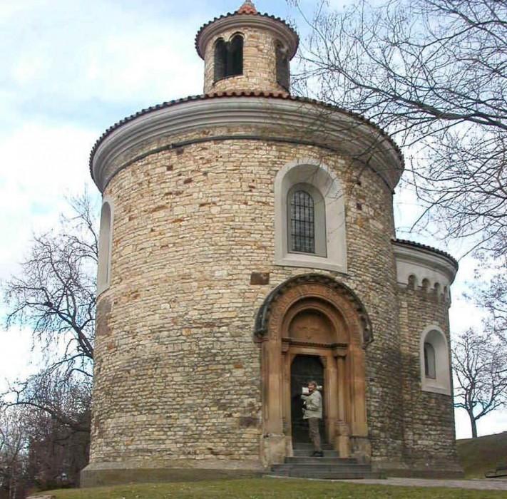 Ротонда св. Мартина (Rotunda svatého Martina